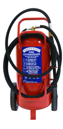Norfolk Wheeled Fire Extinguishers