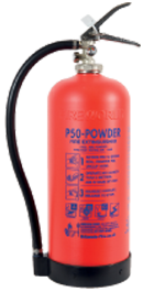 P50 Fire Extinguishers